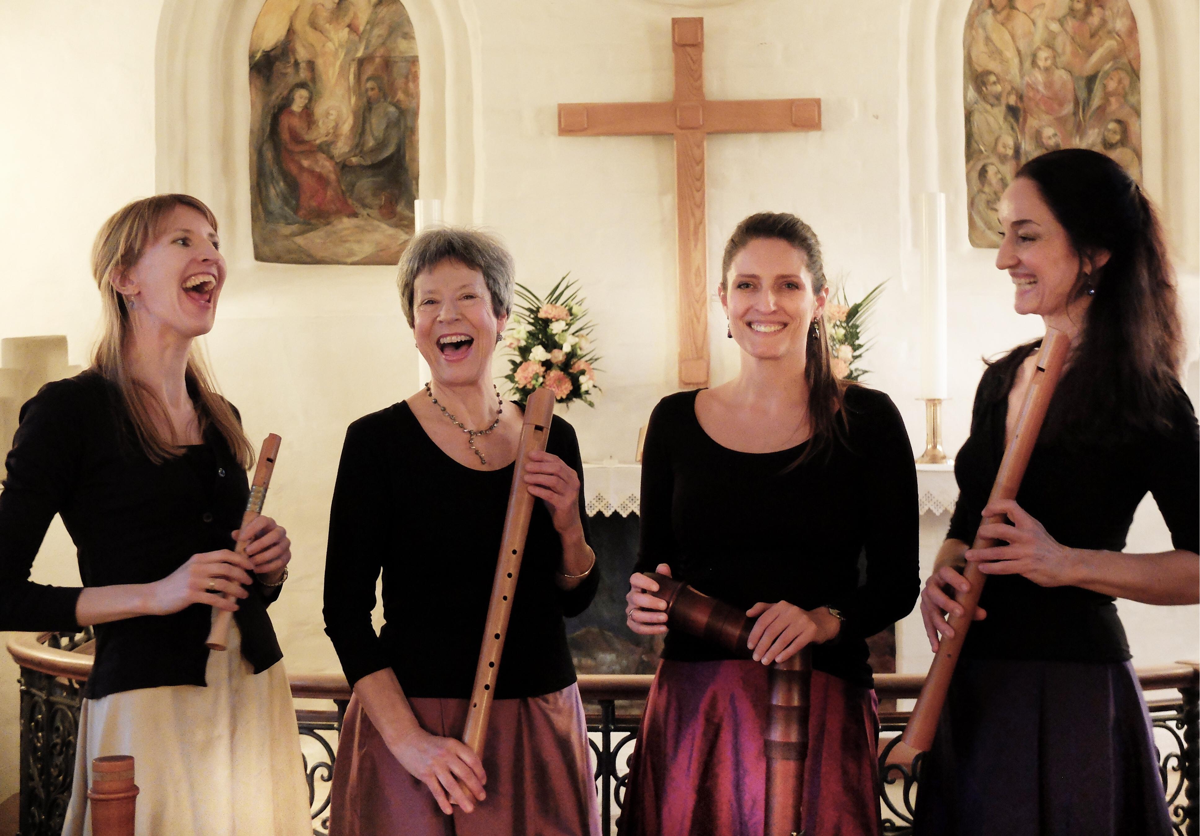 Dejlig koncert i Herlev Kirke med In Consort.